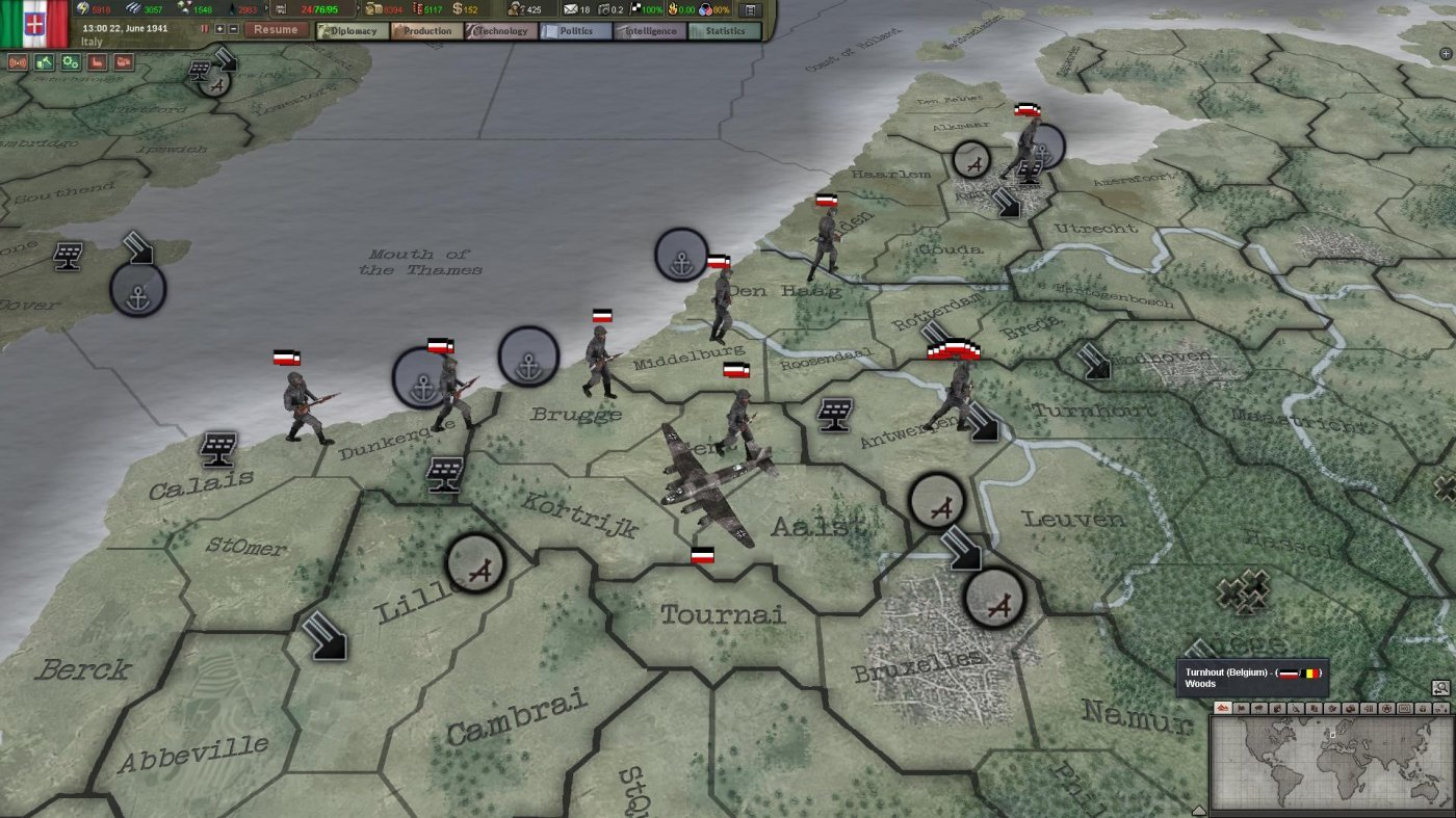 hearts of iron iii manual