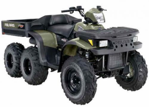 2006 polaris predator 50 manual