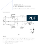speed control of dc shunt motor lab manual