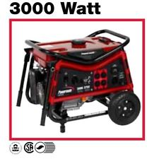coleman powermate 6000 watt portable generator manual