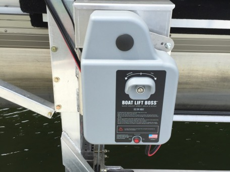extreme max boat lift boss manual
