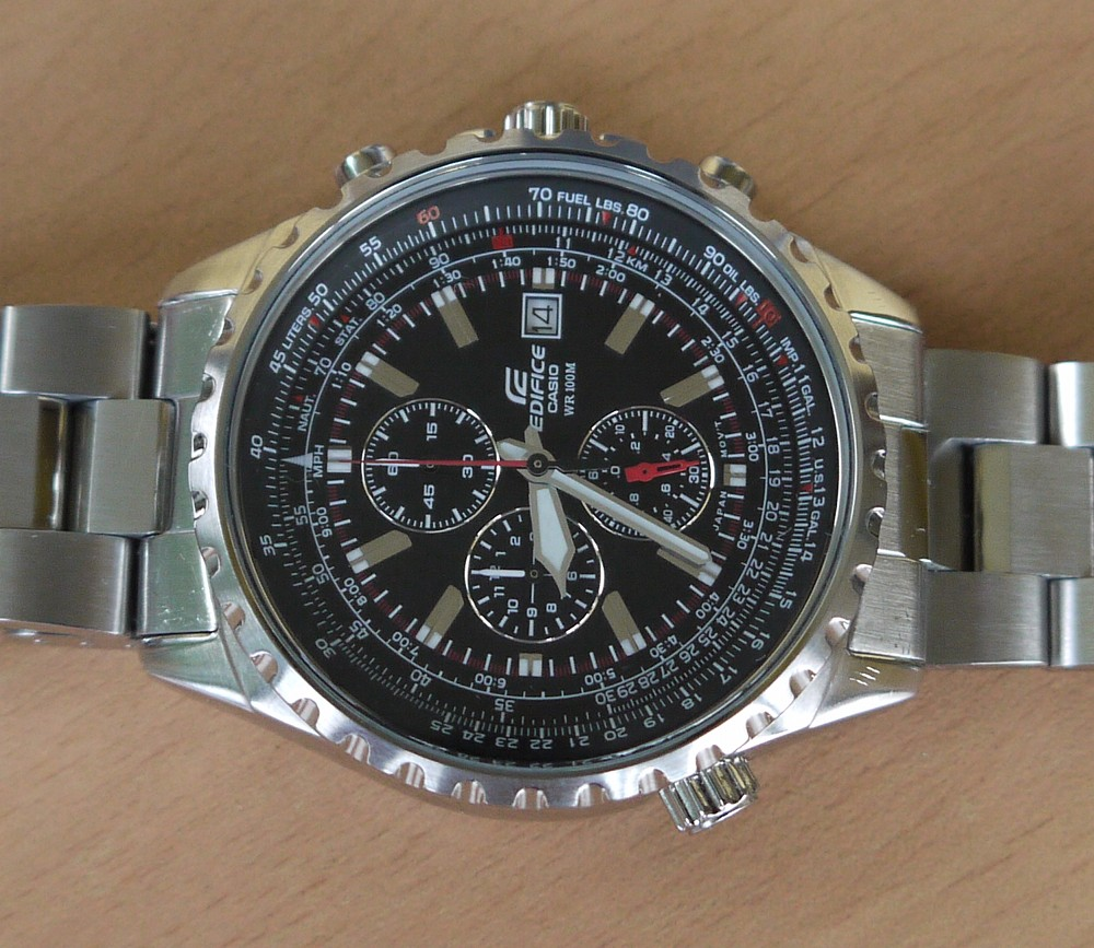 casio edifice ef 527 manual