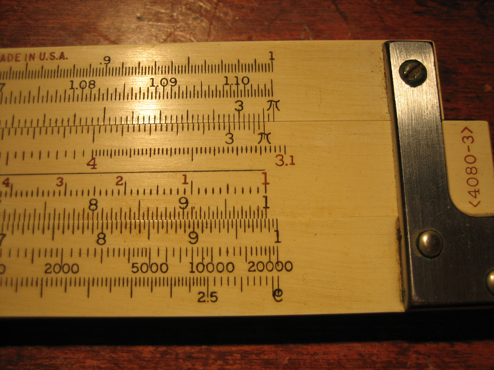keuffel & esser slide rule manual