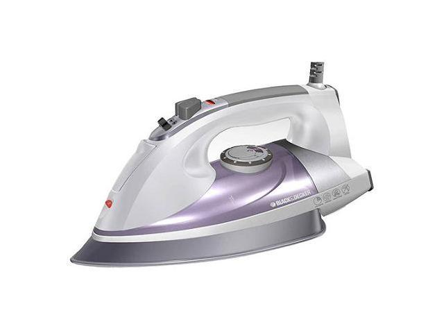 black and decker iron ir1350s manual