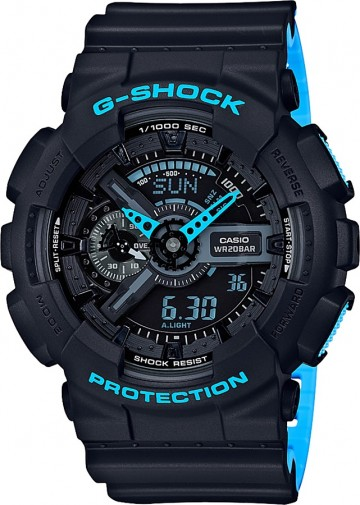 casio g shock ga 100 1a1 manual