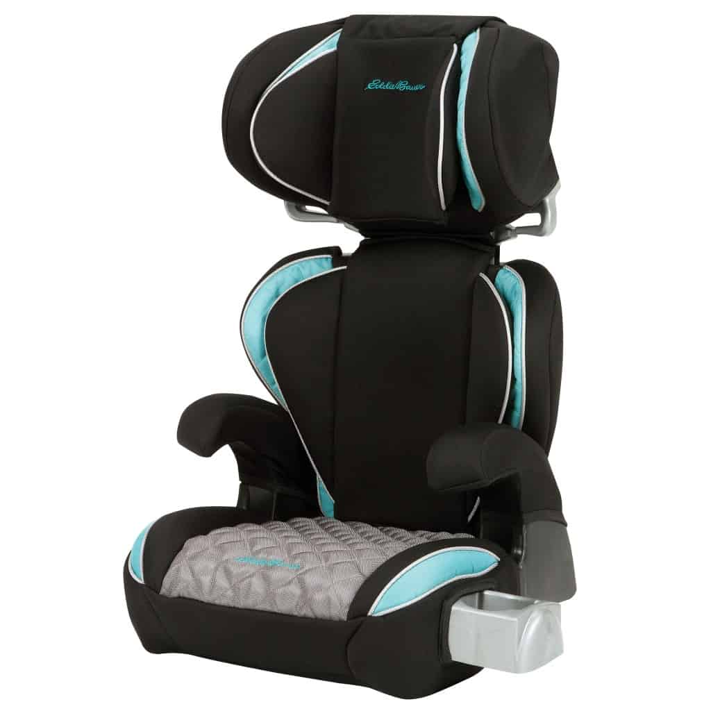 eddie bauer deluxe high back booster car seat manual