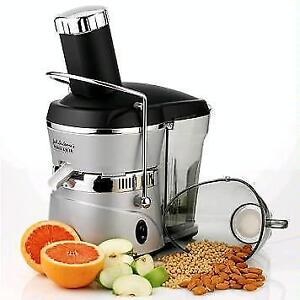 jack lalanne power juicer deluxe manual