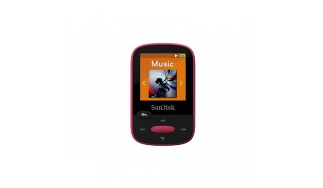 sandisk clip sport 8gb mp3 player manual